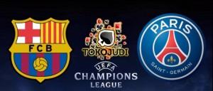 Prediksi Skor Barcelona vs Paris Saint Germain