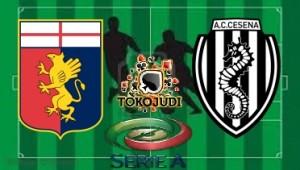 Prediksi Skor Genoa vs Cesena