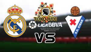 Prediksi Skor Real Madrid vs Eibar