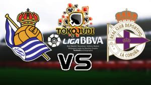 Prediksi Skor Real Sociedad vs Deportivo La Coruna
