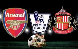 Prediksi Skor Arsenal vs Sunderland