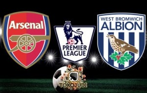 Prediksi Skor Arsenal vs West Bromwich Albion