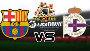 Prediksi Skor Barcelona vs Deportivo La Coruna