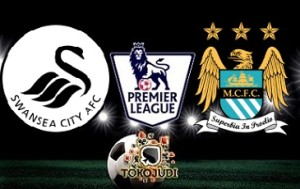 Prediksi Skor Swansea City vs Manchester City