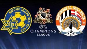 Prediksi Skor Maccabi Tel Aviv vs Hibernian