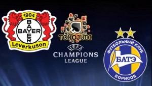 Prediksi Skor Bayer Leverkusen vs BATE