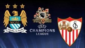 Prediksi Skor Manchester City vs Sevilla