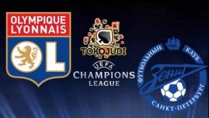 Prediksi Skor Olympique Lyonnais vs Zenit