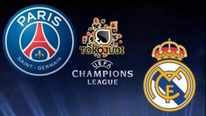 Prediksi Skor PSG vs Real Madrid