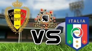 Prediksi Skor Belgia vs Italia