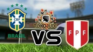 Prediksi Skor Brazil vs Peru 18 November 2015