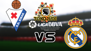 Prediksi Skor Eibar vs Real Madrid 29 November 2015