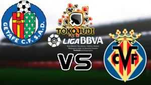 Prediksi Skor Getafe vs Villarreal 29 November 2015