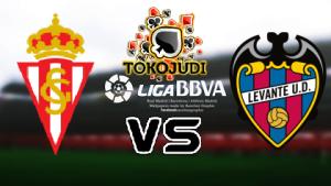 Prediksi Skor Sporting Gijon vs Levante 22 November 2015