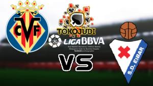 Prediksi Skor Villarreal vs Eibar 22 November 2015