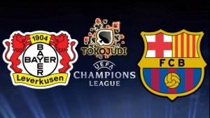 Prediksi Skor Bayer Leverkusen vs Barcelona 10 Desember 2015
