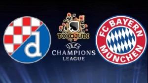 Prediksi Skor Dinamo Zagreb vs Bayern Munchen 10 Desember 2015