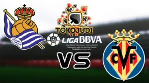 Prediksi Skor Real Sociedad vs Villarreal 21 Desember 2015