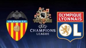 Prediksi Skor Valencia vs Olympique Lyonnais 10 Desember 2015