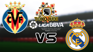 Prediksi Skor Villarreal vs Real Madrid 14 Desember 2015