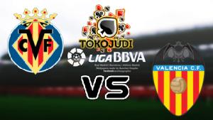 Prediksi Skor Villarreal vs Valencia 31 Desember 2015