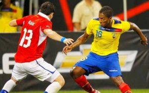 Prediksi Skor Ekuador vs Cili 7 Oktober 2016