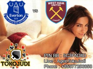 Prediksi Skor Everton vs West Ham United 30 Oktober 2016