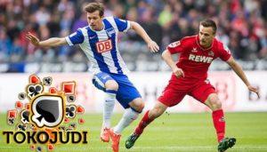 Prediksi Skor Hertha Berlin vs Cologne 22 Oktober 2016