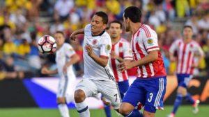 Prediksi Skor Paraguay vs Kolombia 7 Oktober 2016
