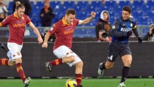Prediksi Skor Roma vs Inter Milan 3 Oktober 2016