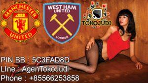 Prediksi Skor Manchester United vs West Ham United 27 November 2016