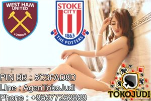 Prediksi Skor West Ham United vs Stoke City 5 November 2016
