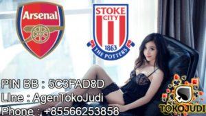 Prediksi Skor Arsenal vs Stoke City 10 Desember 2016