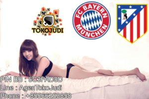 Prediksi Skor Bayern Munchen vs Atletico Madrid 7 Desember 2016