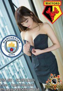 Prediksi Skor Manchester City vs Watford 15 Desember 2016