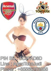 Prediksi Skor Arsenal vs Manchester City 2 April 2017