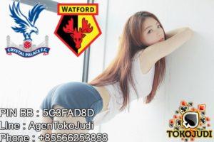 Prediksi Skor Crystal Palace vs Watford 18 Maret 2017