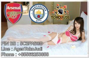 Prediksi Skor Arsenal vs Manchester City 23 April 2017
