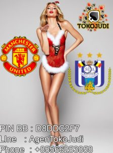 Prediksi Skor Manchester United vs RSC Anderlecht 21 April 2017