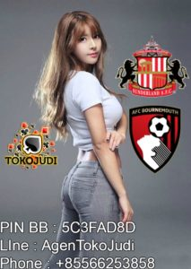 Prediksi Skor Sunderland vs AFC Bournemouth 29 April 2017