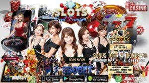 Tokojudi.com Agen Judi Casino Online Bonus Setiap Deposit