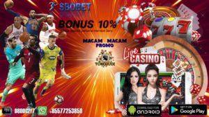 Tokojudi.com Agen Judi Casino Online Bonus Deposit