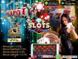Tokojudi.com Agen Judi Slot Online Bonus Member Baru