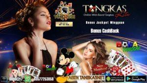 Tokojudi.com Agen Judi Tangkas Online Bonus Cash Back