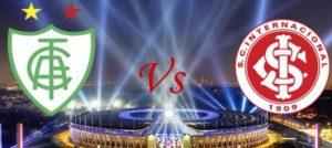Prediksi Skor America Mineiro vs Internacional 14 Juni 2017