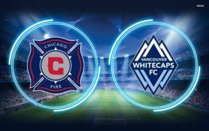 Prediksi Skor Chicago Firevs Whitecaps 2 Juli 2017