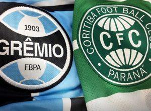 Prediksi Skor Gremio vs Coritiba 23 Juni 2017