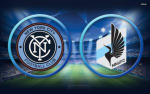Prediksi Skor New York City vs Minnesota United 30 Juni 2017