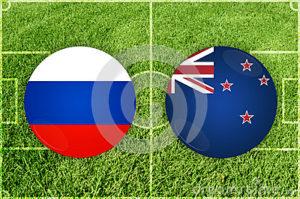 Prediksi Skor Russia vs New Zealand 17 Juni 2017