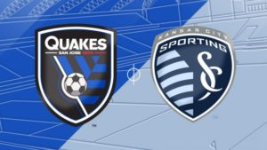 Prediksi Skor SJ Earthquakes vs Sporting KC 18 Juni 2017